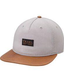 Dickies '67 Slouch 5-Panel Snap Back Cap - GRAY (GY)