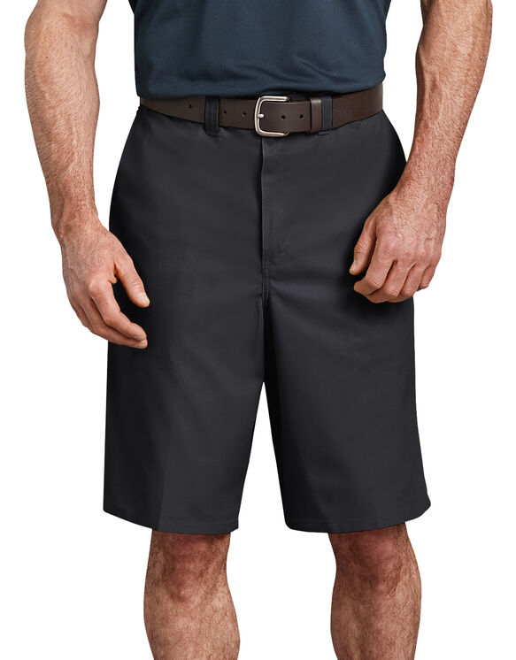 "11"" Industrial Relaxed Fit Multi-Use Pocket Shorts - BLACK (BK)"