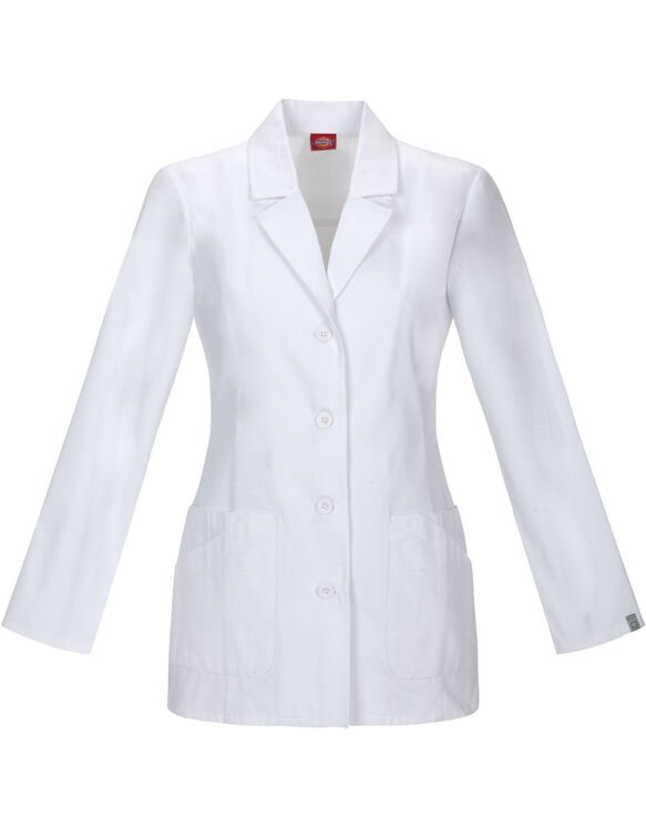 "Women's EDS Signature 29"" Lab Coat with Certainty® - WHITE (WH)"
