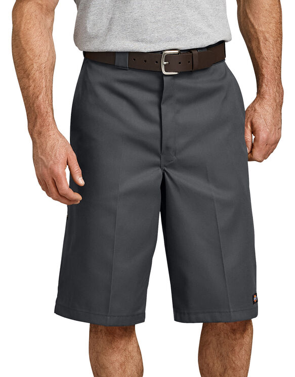 """13"""" Loose Fit Multi-Use Pocket Work Short - CHARCOAL (CH)"""