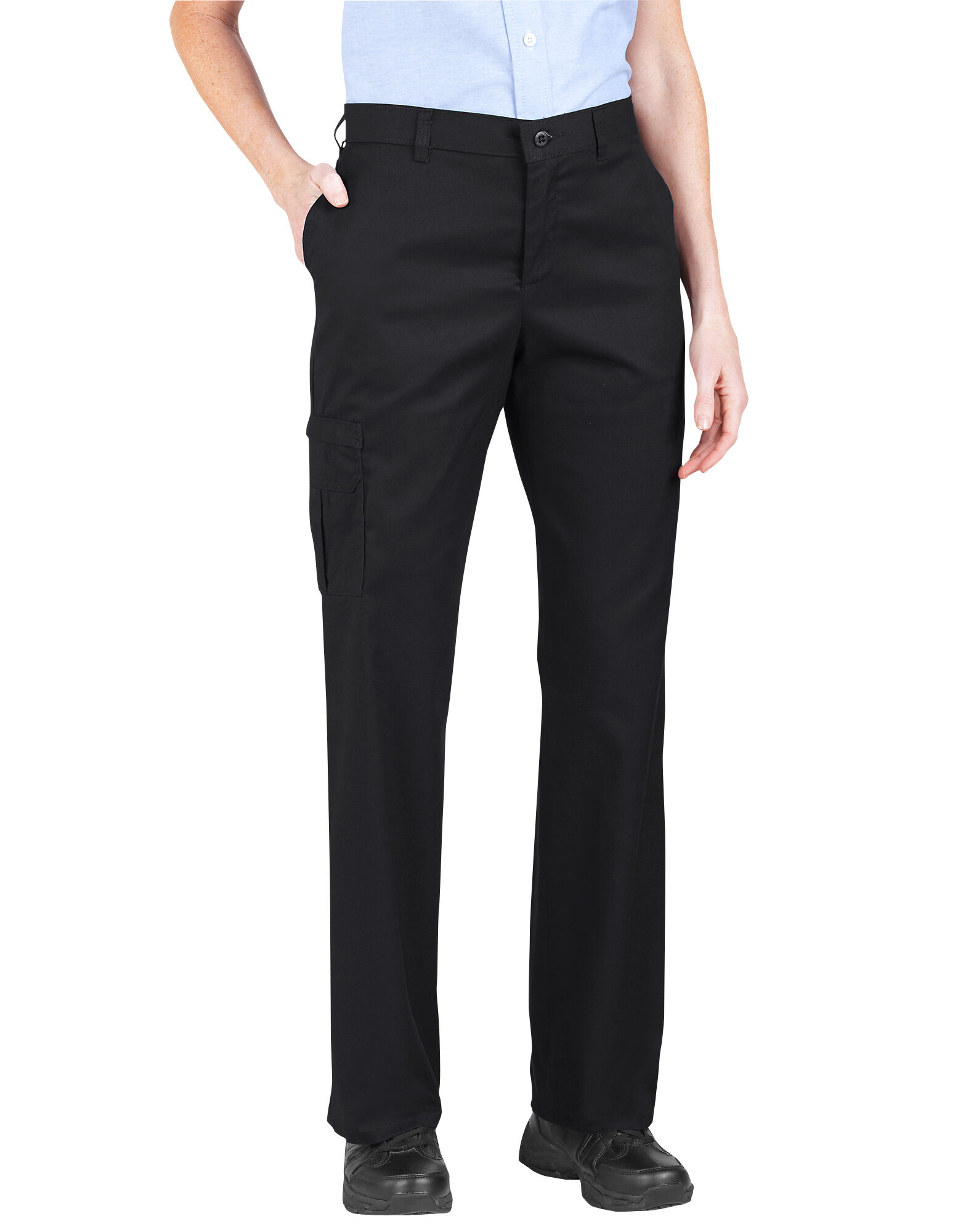 Women's Premium Relaxed Straight Cargo Pant | Dickies