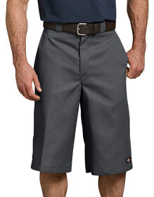 "15"" Loose Fit Multi-Use Pocket Work Shorts - CHARCOAL (CH)"
