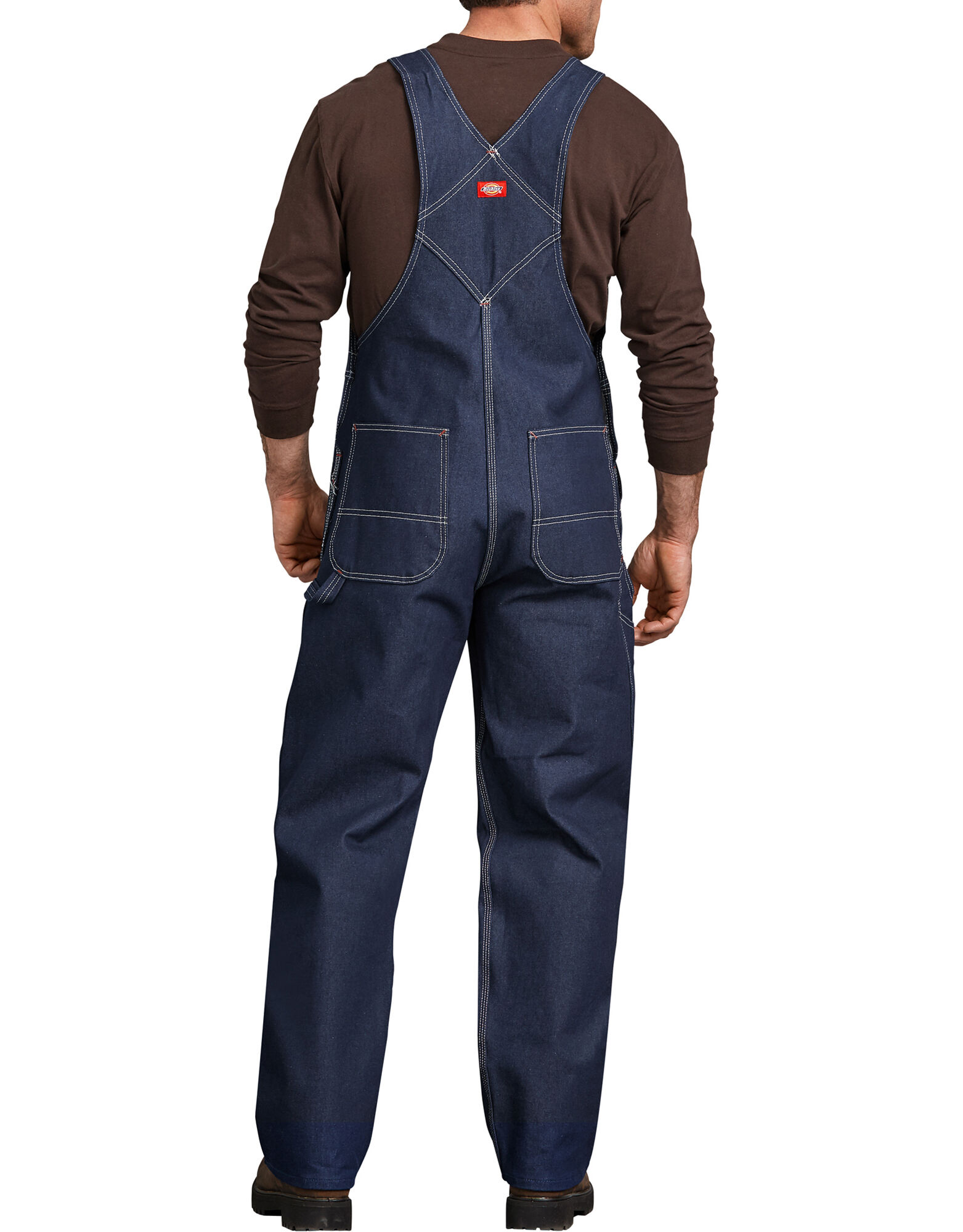 indigo bib overalls for men dickies. Black Bedroom Furniture Sets. Home Design Ideas
