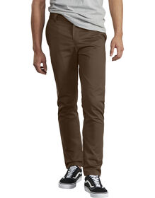Dickies '67 Twill Pants with Pivot-Tek™ - TIMBER BROWN (TB)