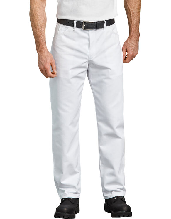 Genuine Dickies Painter's Pants - WHITE (WH)
