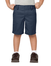 Toddler Classic Fit Unisex Pull-on Shorts - DARK NAVY (DN)