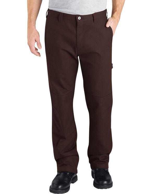 Dickies Pro™ Relaxed Fit Straight Leg Utility Pant - DARK BROWN (DB)