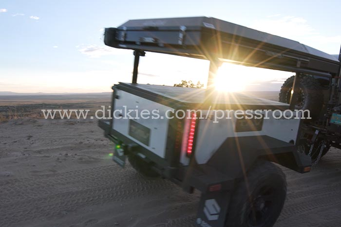 MP4: A behind-the-scenes look at overlanding with Tactical Application Vehicles