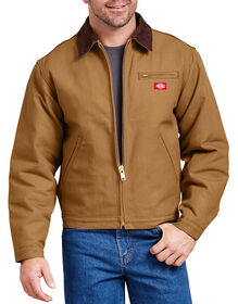 Duck Blanket Lined Jacket - Brown Duck (BD)