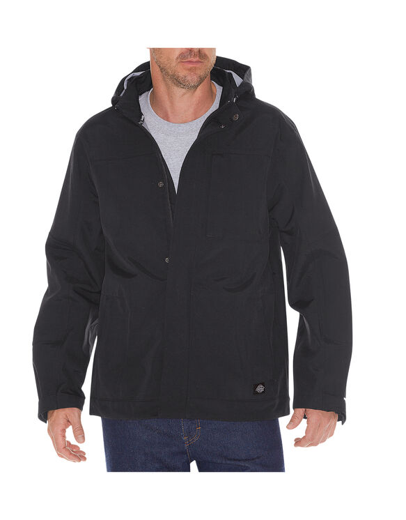 Performance Hardshell Jacket - BLACK (BK)