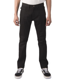 Dickies Moto Slim Fit Denim Jeans - Black (BLK)