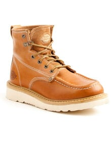Men's Trader Work Boots - TAN (FTN)