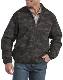 Reflective Lightweight Water Repellent Jacket - Reflective Dot Camo (RDC)