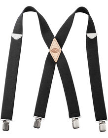 Work Suspenders - Black (BK)