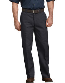 FLEX Loose Fit Straight Leg Work Pants - Black (BK)