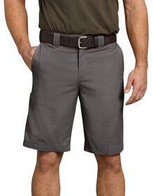 "FLEX 11"" Relaxed Fit Work Shorts - Gravel Gray (VG)"