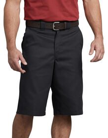 "FLEX 13"" Loose Fit Multi-Use Pocket Work Shorts - Black (BK)"