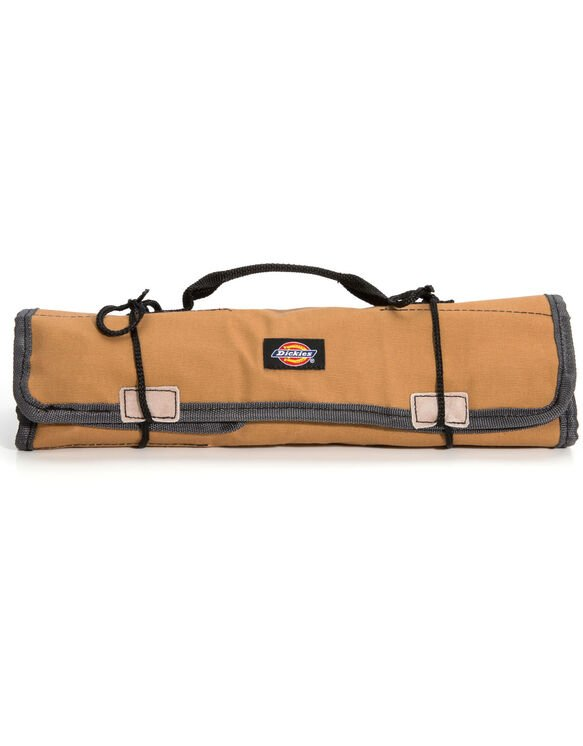 Large Wrench / Tool Organizer Roll - Brown Duck (BD)