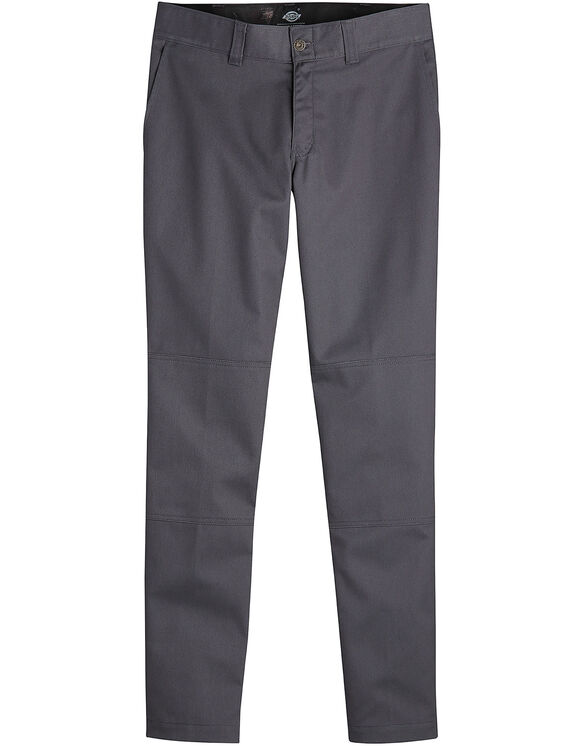 Dickies '67 Flex Double Knee Work Pants - Charcoal Gray (CH)