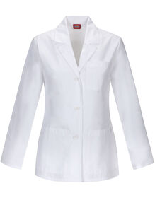 "Women's EDS Signature 28"" Lab Coat - White (DWH)"