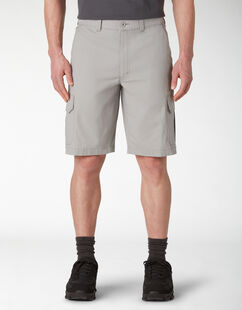 "11"" Cooling Temp-iQ® Cargo Shorts - Nickel Gray (KL)"