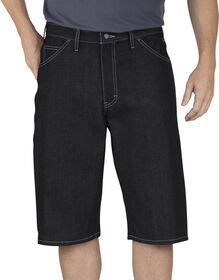 "Genuine Dickies 15"" Denim Shorts - Black (BK)"