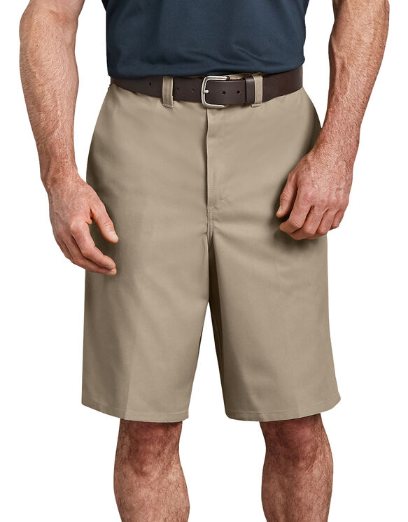 "11"" Industrial Relaxed Fit Multi-Use Pocket Shorts - DESERT SAND (DS)"