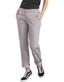 Women's FLEX Original Fit Work Pants - Silver (SV)