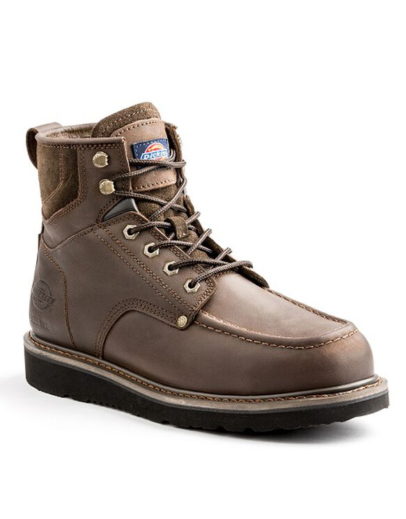 Men's Outpost Steel Toe Work Boots - Brown (DW)