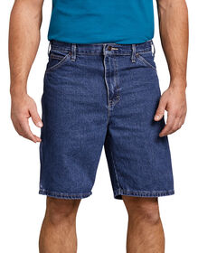 "9.5"" Relaxed Fit Carpenter Shorts - Stonewashed Indigo Blue (SNB)"