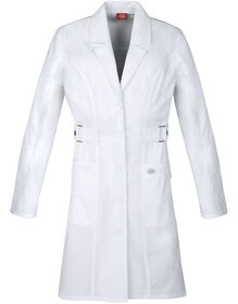 "Women's Gen Flex 36"" Lab Coat - White (DWH)"