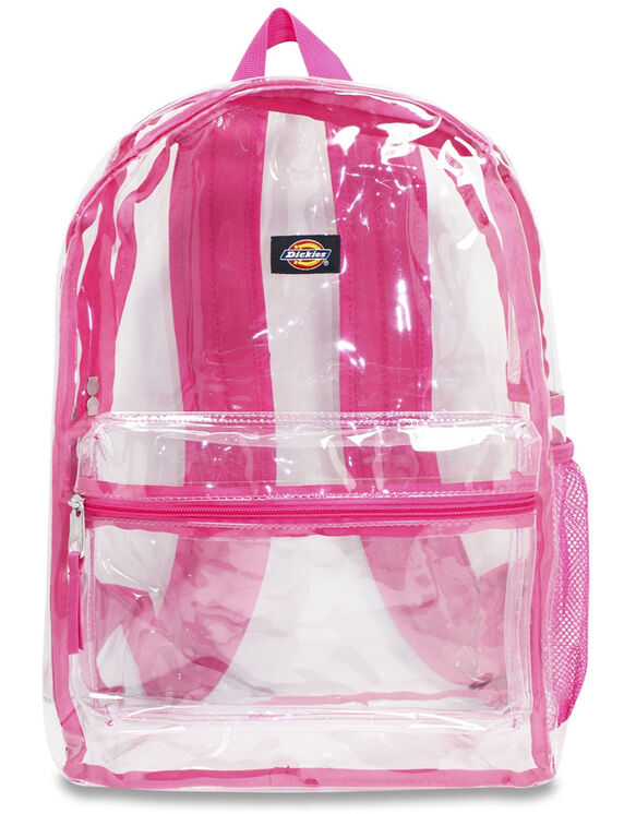 All Clear Backpack - Pink (PK)