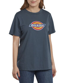 Women's Logo Graphic T-Shirt - Airforce Blue (AF)