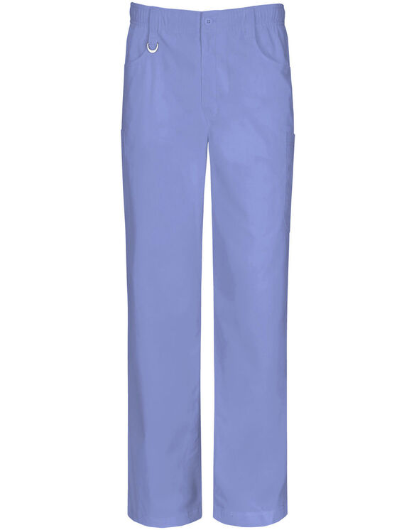 Men's EDS Signature Fly Pull-on Scrub Pants with Certainty® - Ceil Blue (CBL)