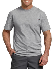 Short Sleeve Heavyweight T-Shirt - Heather Gray (HG)