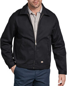 Unlined Eisenhower Jacket - Black (BK)