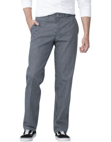 Dickies '67 Slim Fit Hickory Stripe Pants - Blue White Hickory Stripe (HS)