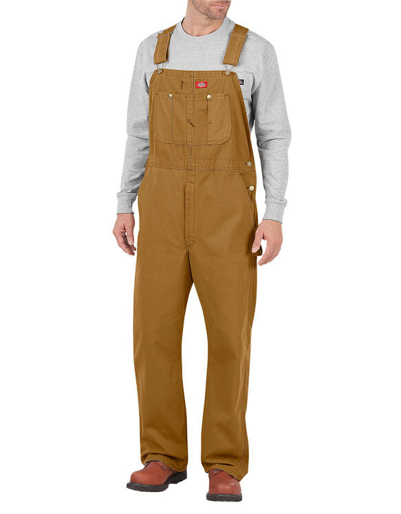Bib Overalls - Brown Duck (RBD)