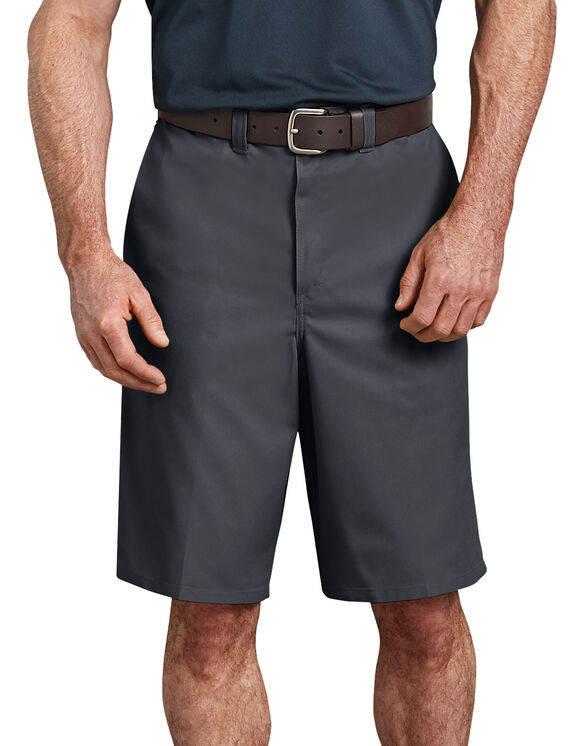 "11"" Industrial Relaxed Fit Multi-Use Pocket Shorts - Dark Charcoal Gray (DC)"