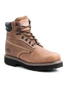 Breaker Men's Steel Toe Work Boots - Brown (DW)