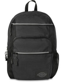 Double Deluxe Backpack - Black (BK)