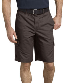 "11"" Tough Max™ Ripstop Cargo Shorts - Dark Brown (RCB)"