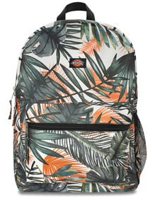 Student Palm Fronds Backpack - PINK PALMS SNAP (PQ6)