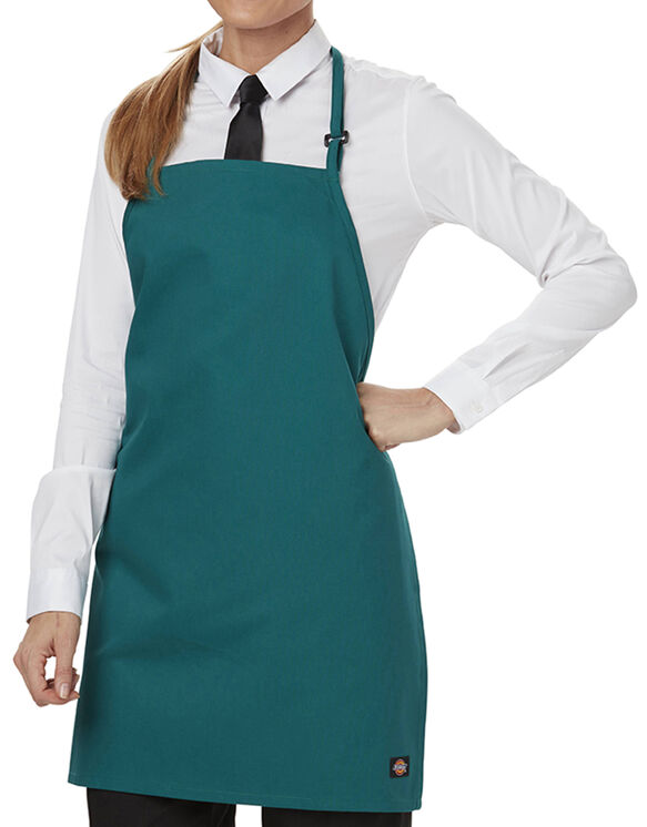 Apron with Adjustable Strap - Hunter Green (HTR)