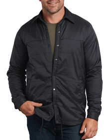 Dickies X-Series Modern Fit Nylon Shirt Jacket - Black (BK)