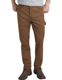 Dickies X-Series FLEX Carpenter Pants - Brown Duck (RBD)