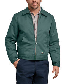 Insulated Eisenhower Jacket - Lincoln Green (LN)