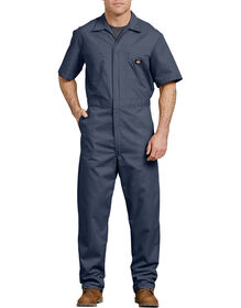 Short Sleeve Coveralls - Dark Navy (DN)