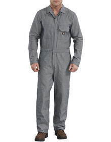 Fisher Striped Cotton Coveralls - Fisher Stripe (FS)