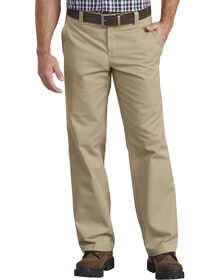 Dickies '67 Regular Fit Straight Leg Work Pants - Desert Khaki (DS)